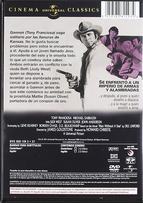 Cuando el alba se tiñe de rojo [DVD]: Amazon.es: Anthony Franciosa ...