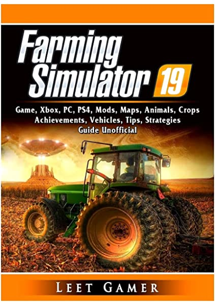 Farming Simulator 19 Game, Xbox, PC, PS4, Mods, Maps, Animals ...