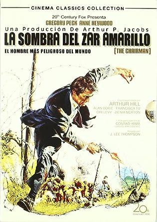 Amazon.com: La Sombra Del Zar Amarillo (The Chairman ...