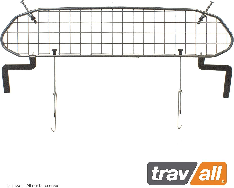 Grille de s/éparation avec rev/êtement en Poudre de Nylon Travall Guard Grilles Pare-Chein pour Voiture TDG1595
