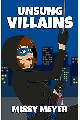 Unsung Villains (Valentine & Hart Book 2) Kindle Edition