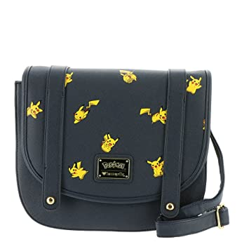 ae1e5f199966 Buy Loungefly Pokemon Pikachu Crossbody Bag Online at Low Prices in India -  Amazon.in