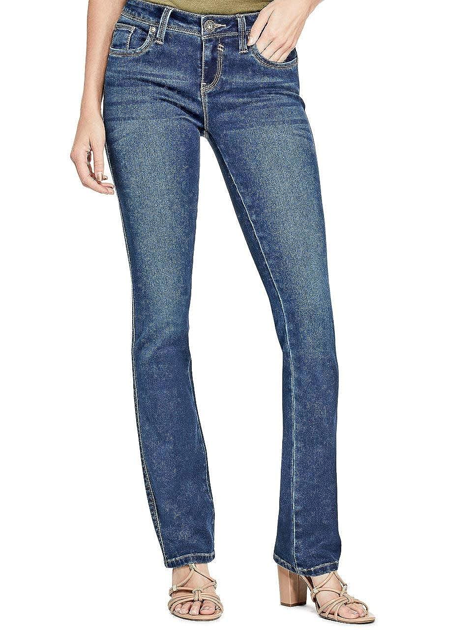 Amazon.com: GUESS Factory - Pantalones vaqueros para mujer ...