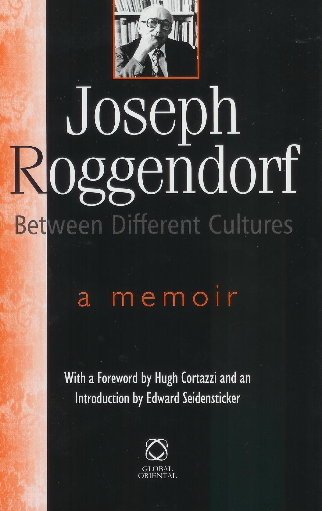 Download Joseph Roggendorf - Between Different Cultures ebook