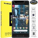 [ 2 Pack ] Google Pixel 2 Pellicola Protettiva, YooGoal Premium 3D Touch Protezione Schermo Vetro Temperato Screen Protector per Google Pixel 2 (Ultra Trasparente)