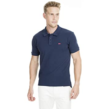 Levis Polo Camiseta para Hombre, Men T-Shirt 24574/L: Amazon.es ...
