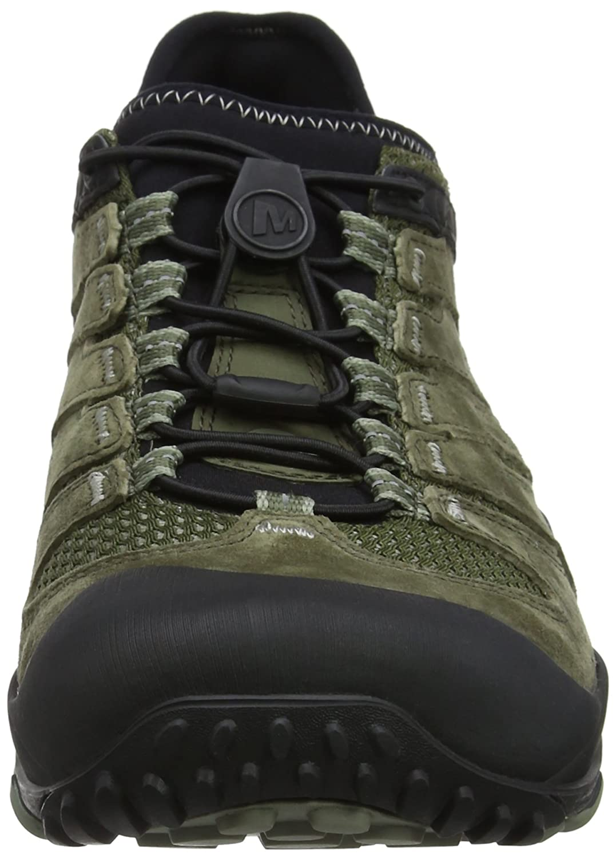 Merrell Women's Chameleon 7 Limit Stretch Hiking Boot B0714JDTYJ 7.5 D(M) US Dusty Olive Men's