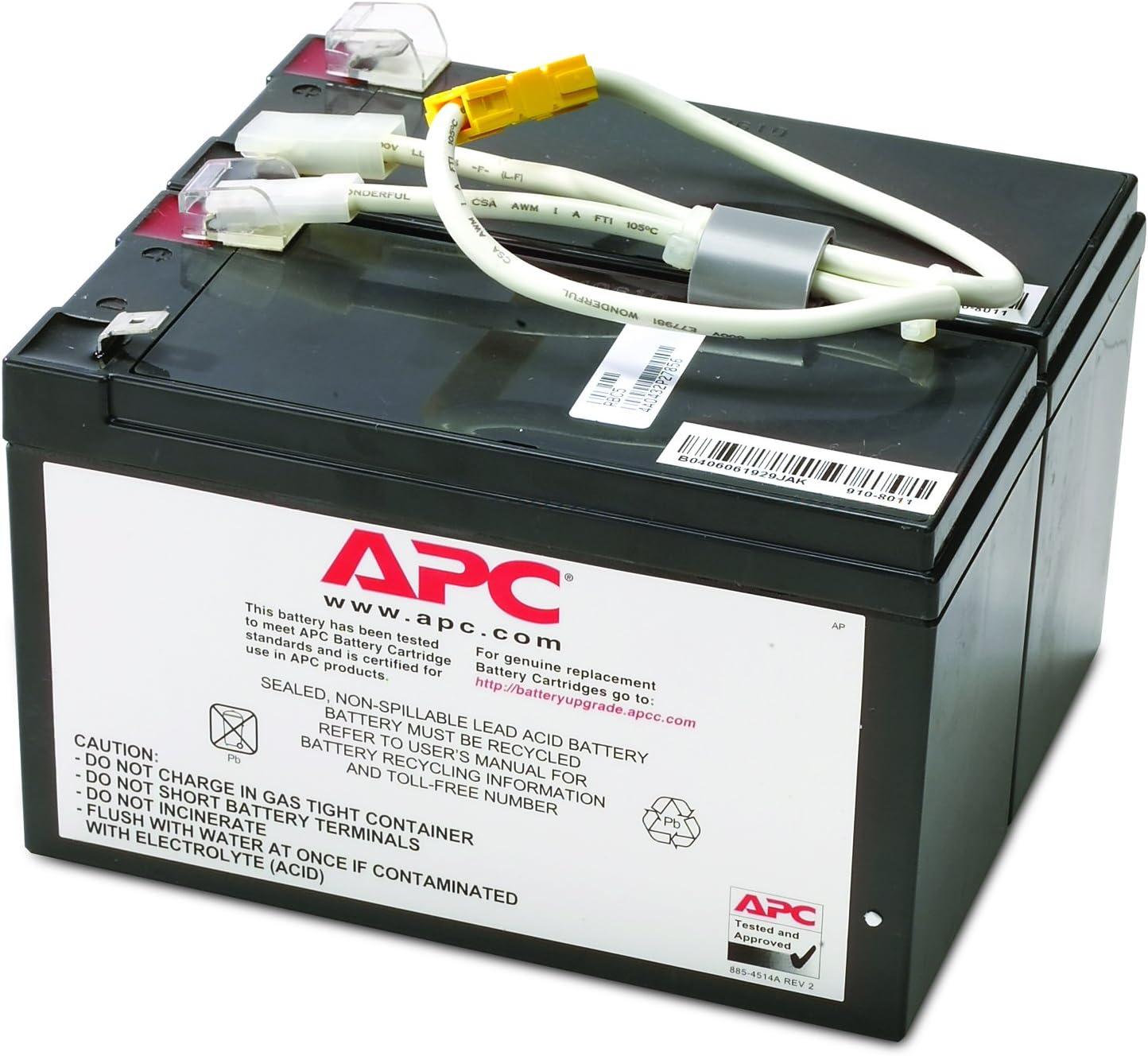 Apc Batterie Per Su450/Su700/Su700Ibx Gruppi di continuit UPS e ...