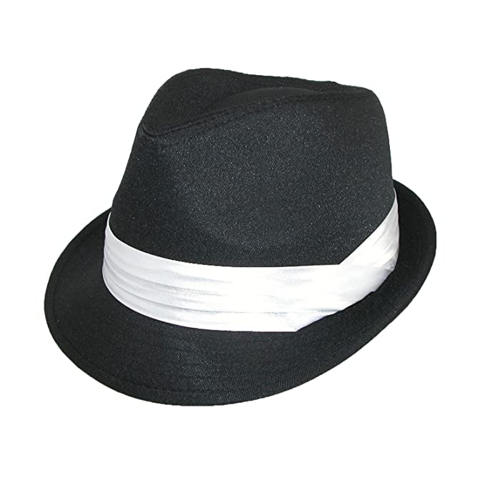 a615dd1c312 Kenny K Men s Wedding Dress Formal Fedora Hat Black at Amazon Men s ...
