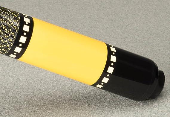 McDermott Lucky Billiard Cue Stick (Yellow