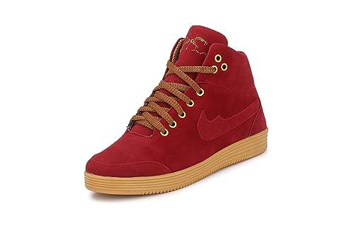 Buy BB LAA Men 's Maroon Color Sneakers