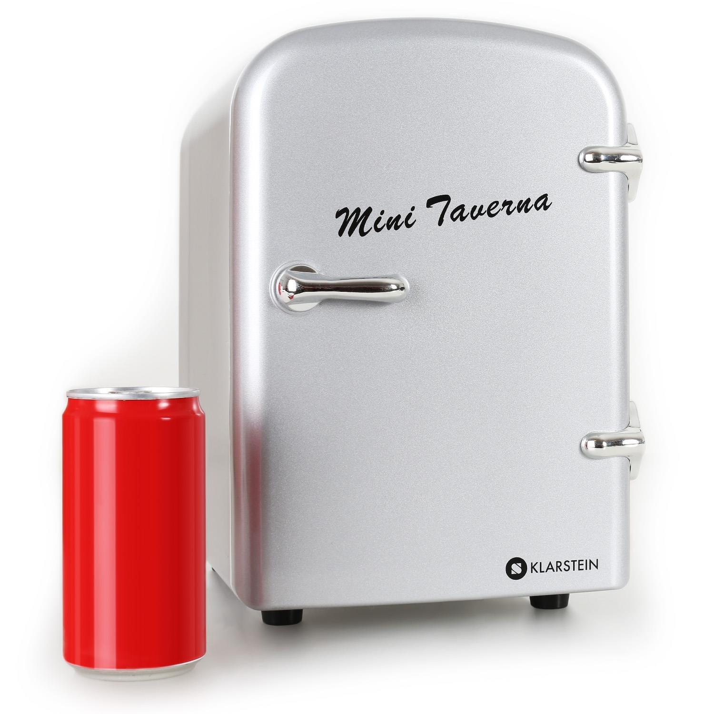 Klarstein • Mini Taverna • Mini-Kühlschrank • Kühl- und Warmhaltebox ...