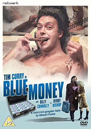 Blue Money Dvd Amazoncouk Tim Curry Debby Bishop