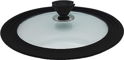 "Lid 30 cm// 11.82 /"" Diameter Stainless Steel Rim /& Handle Guaranteed quality"