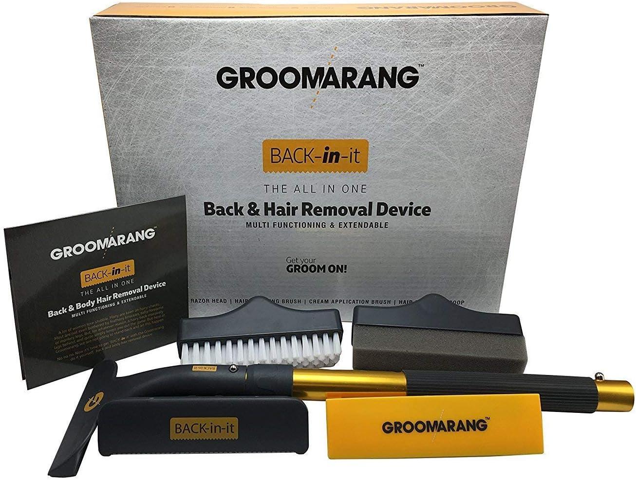 groomarang afeitadora mochila extensible multifunción: Amazon.es ...