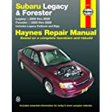 Subaru Legacy & Forester covering Legacy (00-09) & Forester (00-08), inc. Legacy