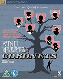 Kind Hearts and Coronets - Digitally Restored (80 Years of Ealing) [Blu-