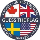 Guess The Flag - USA, Canada, UK, Australia.