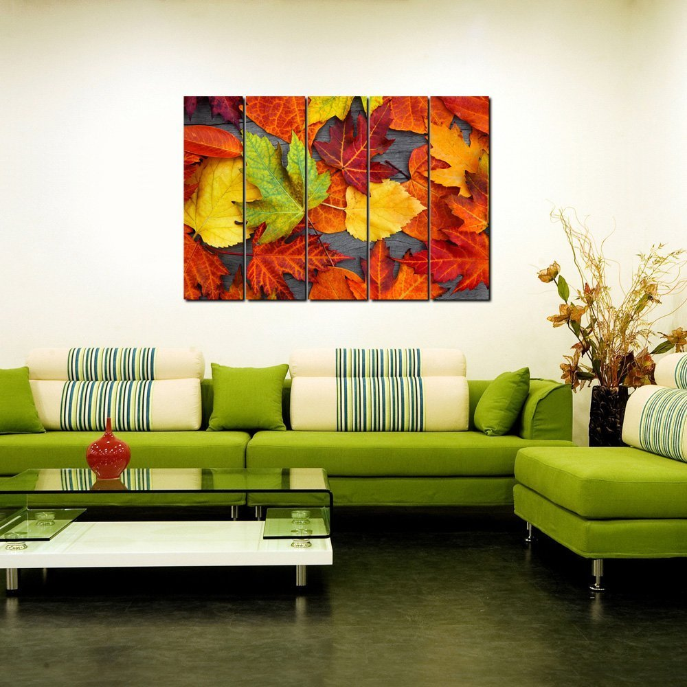 Paper Plane Design Framed Wall Painting Split Frames Multicolour 43x23inch Amazon In Electronics