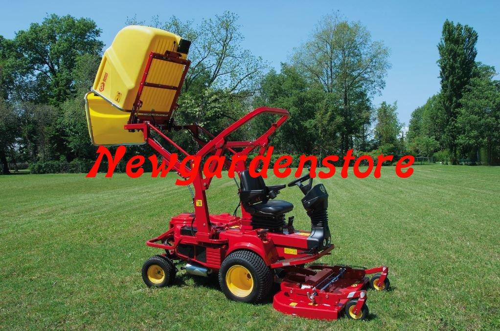 Tractor cortacésped cortacésped PROFESIONAL Gianni Ferrari ...