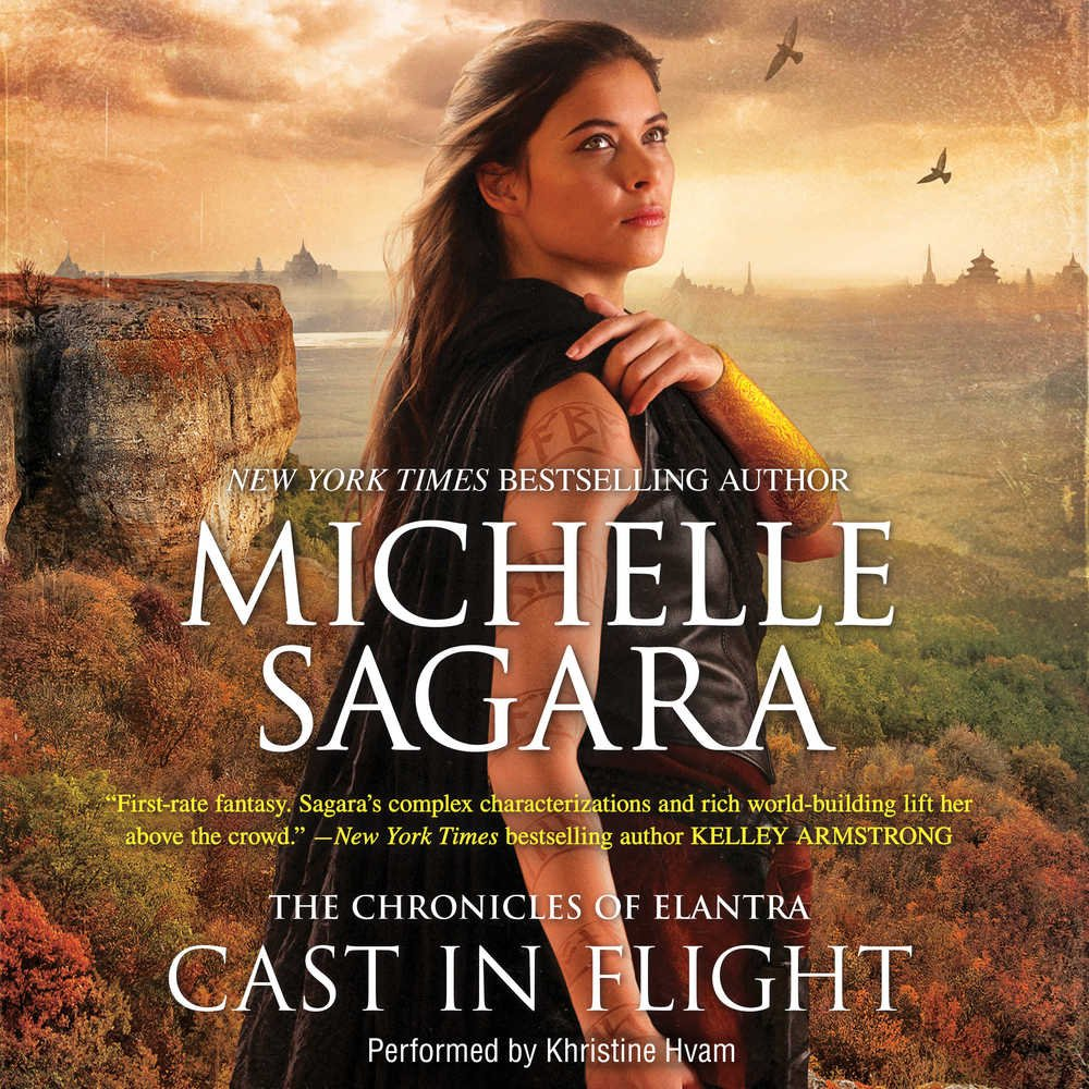 Cast In Flight (chronicles Of Elantra, Book 12): Michelle Sagara:  9781504748810: Amazon: Books