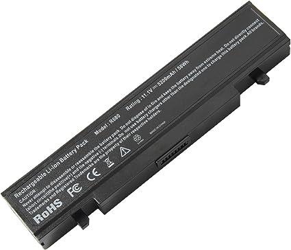 ARyee 5200mAh batería del Ordenador portátil para Samsung R428 ...
