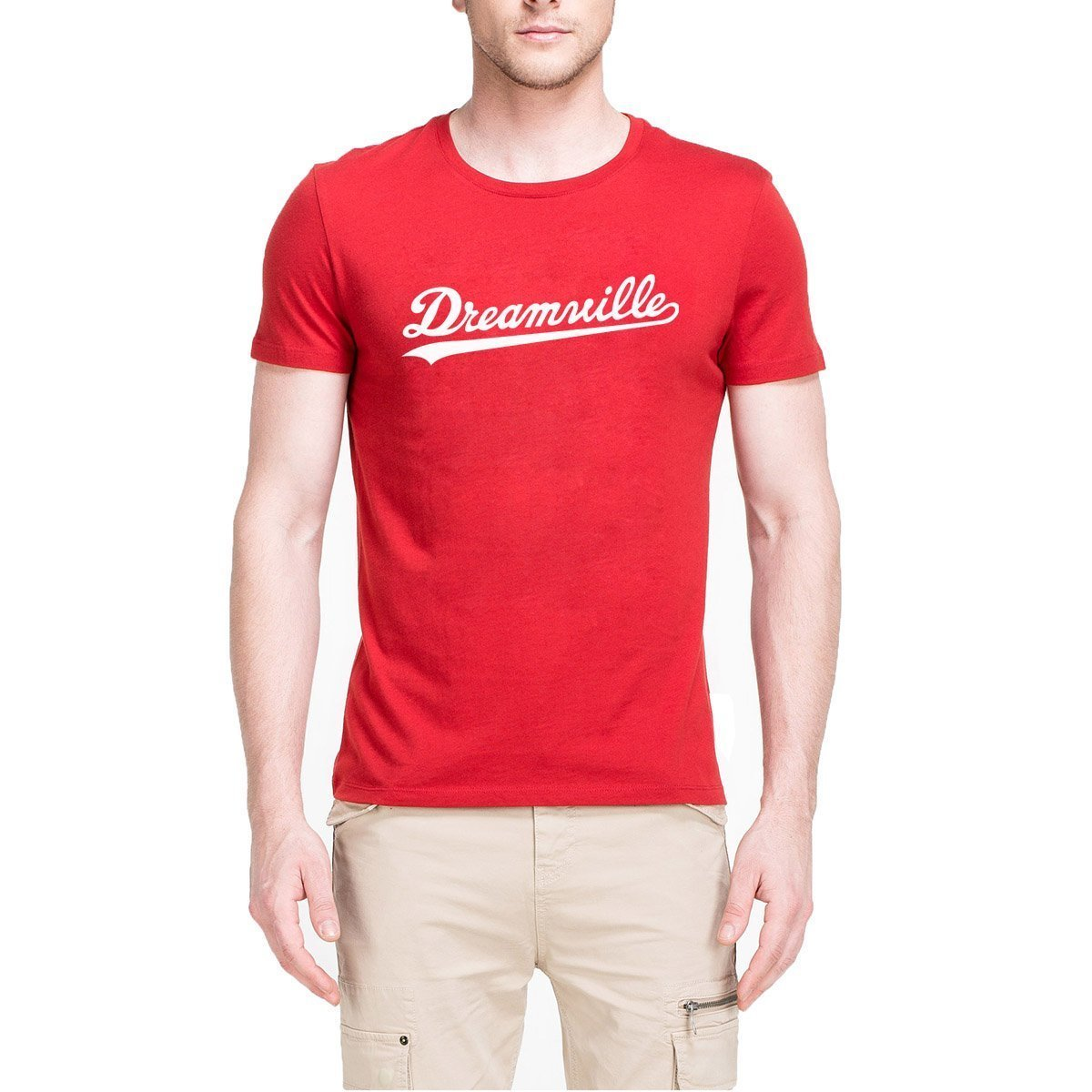 Loo Show Mens Dreamville Records T-Shirt Tee-FL