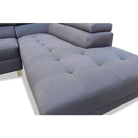 Muebles Baratos Sofa Chaise Longue 6 plazas, Subida A ...
