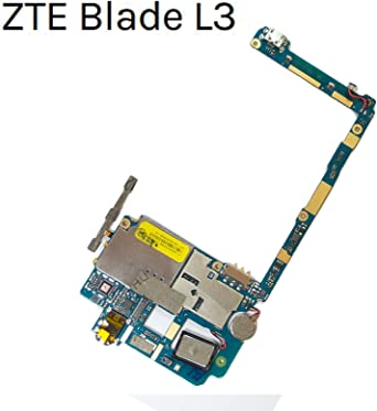 RBE Placa Base Motherboard ZTE Blade L3 / DS 8 GB Libre: Amazon.es: Electrónica