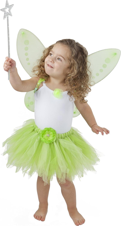 Heart To Heart Disfraz Infantil de Campanilla clásico para la ...