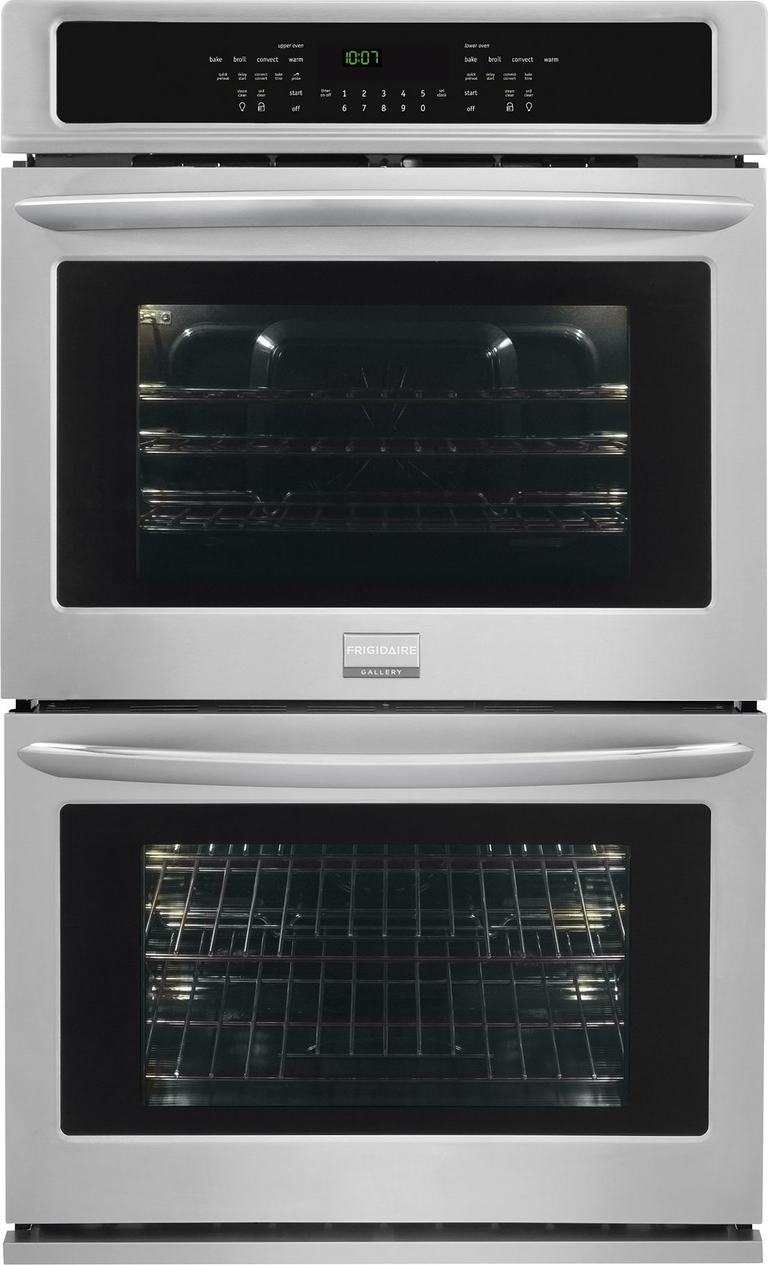 Frigidaire FGET3065PF 30'' 9.2 cu. ft. Double Electric Wall Oven in Stainless Steel by Frigidaire