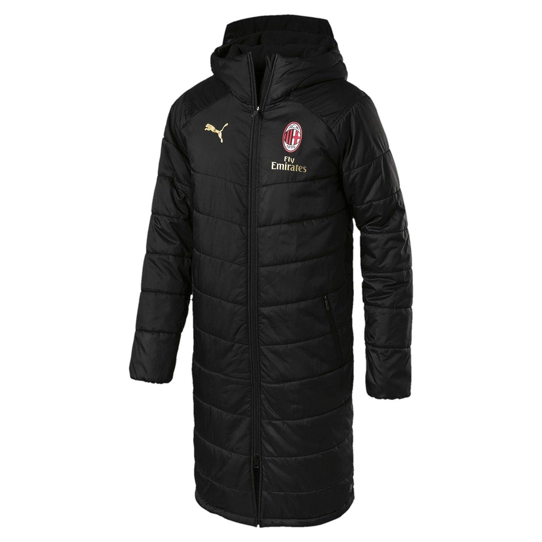 Puma AC Milan Herren Bench Jacke