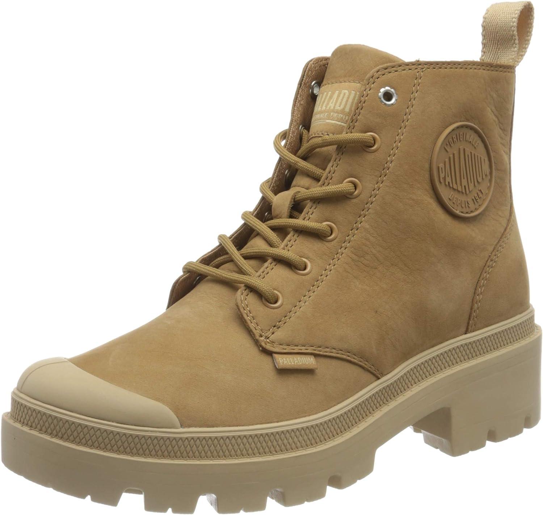 Palladium pallabase Nubuck Chaussures Boots Women Cuir Loisirs Bottes 96906-252