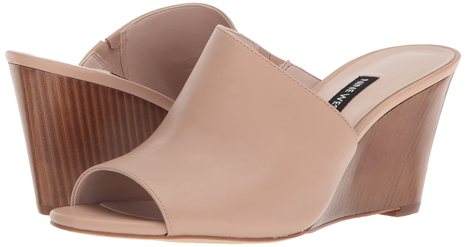 Nine West Womens Janissah Slide Sandal