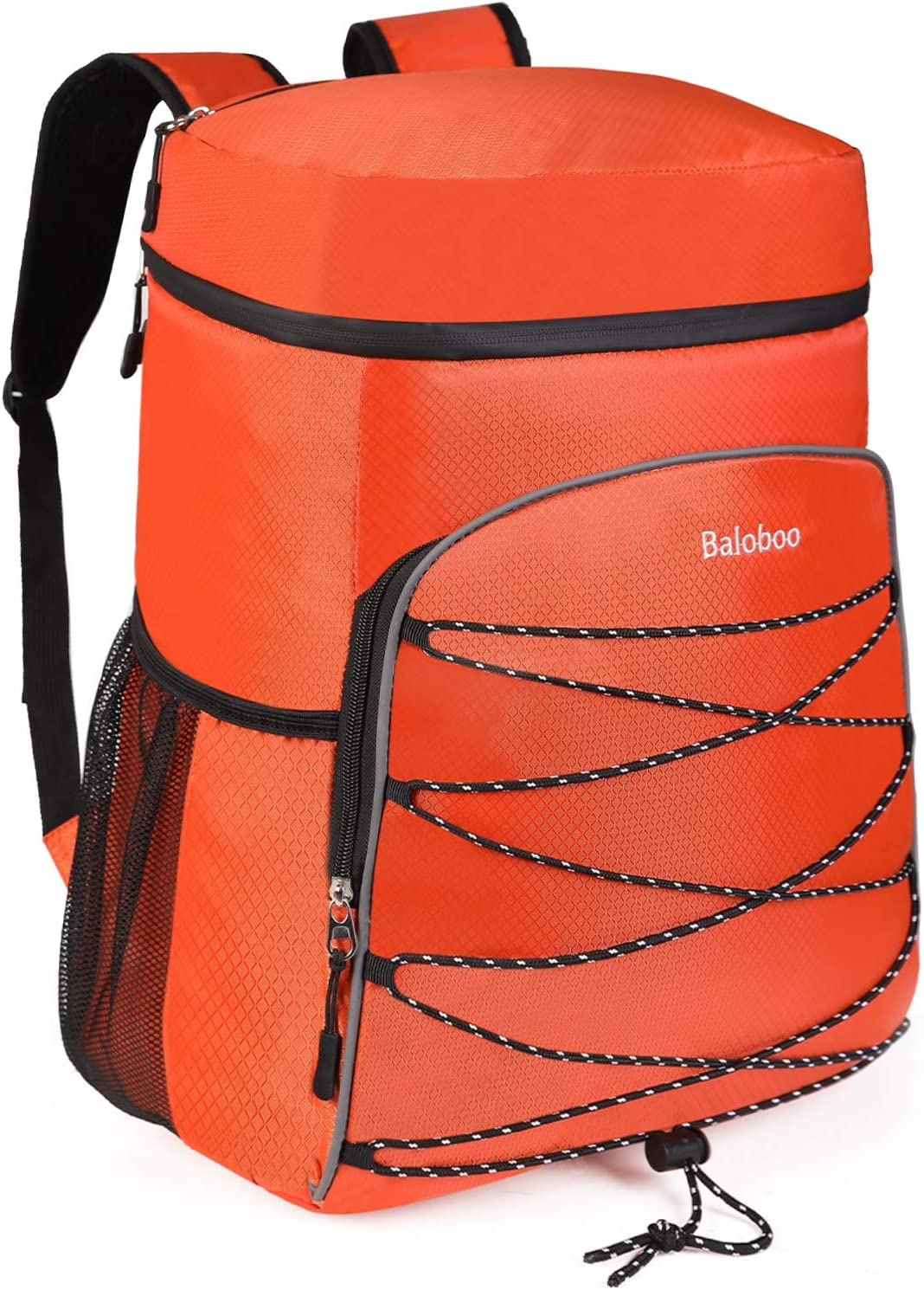 BALOBOO Insulated Cooler Backpack Leakproof for Lunch Picnic