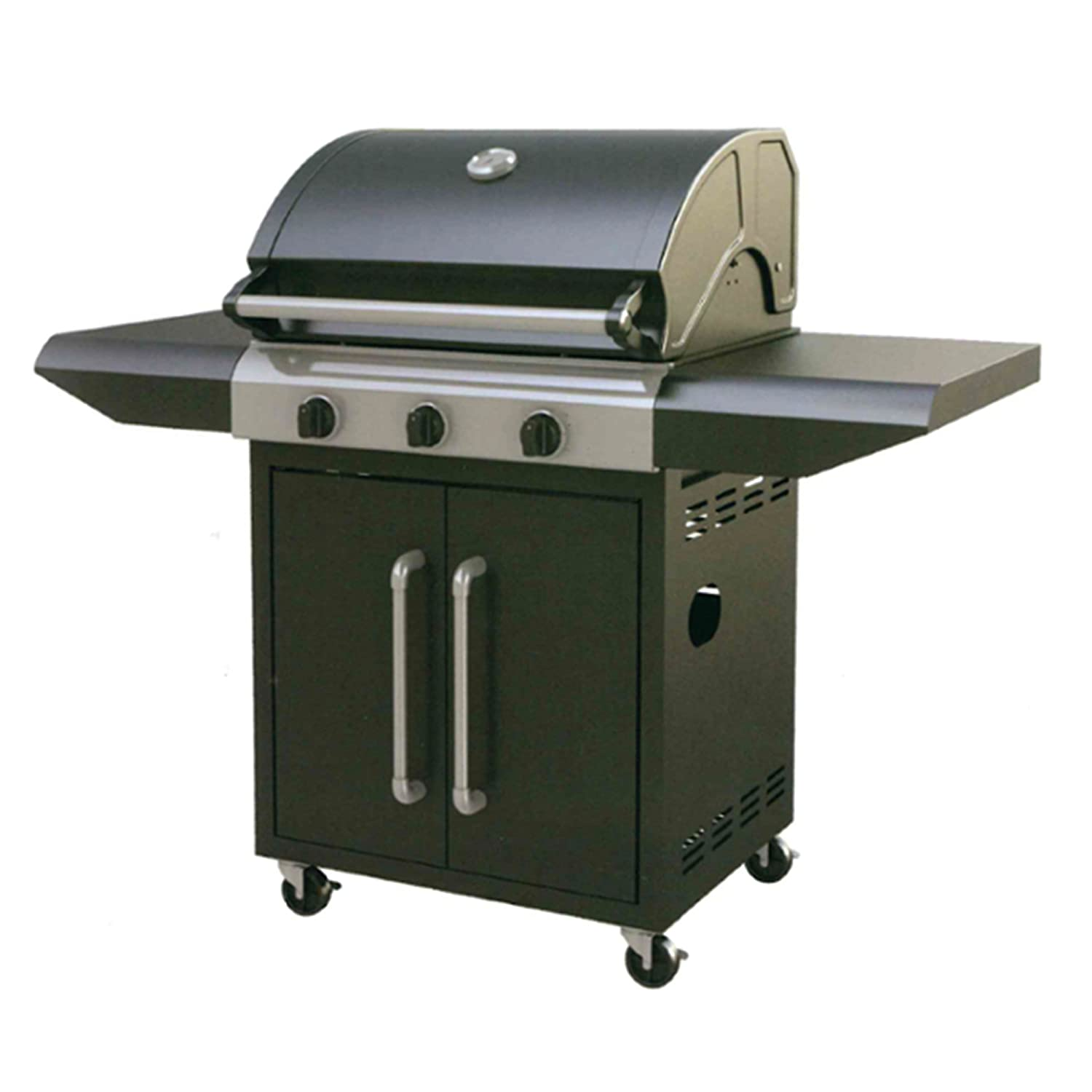 the best attitude 3c12e 2b8ef DolceVita Steel Trolley BBQ Barbecue Beef Master, with Hob ...