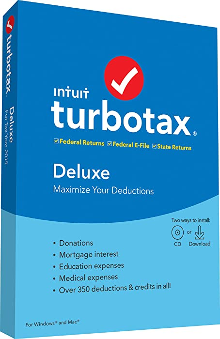 The Best Turbotax Delux Desktop