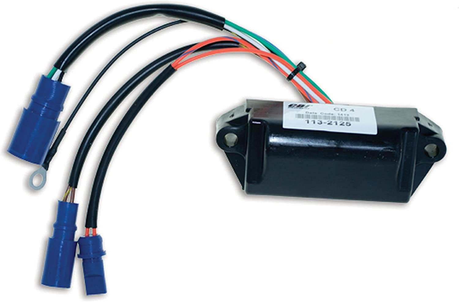 CDI Electronics 113-2125 Johnson/Evinrude Power Pack - 4 Cyl (1978-1984)