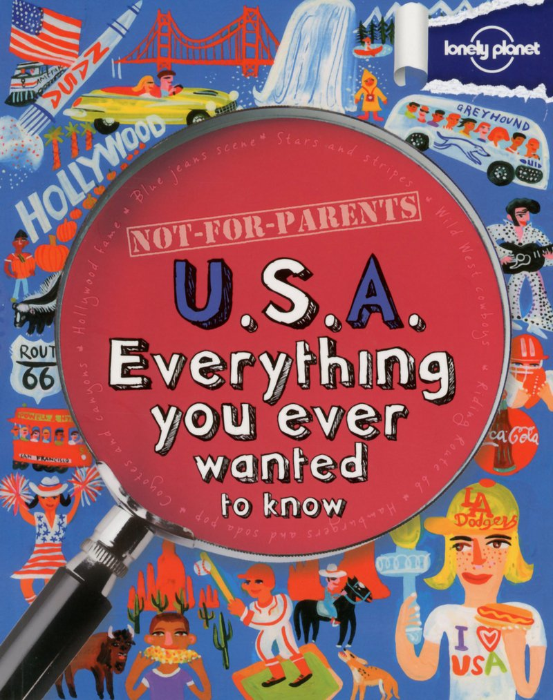 Not For Parents USA (Lonely Planet Kids)