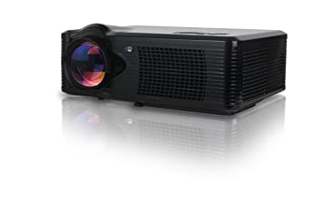 Adeneng® Mini LED proyector 4000 lúmenes portátil proyector ...