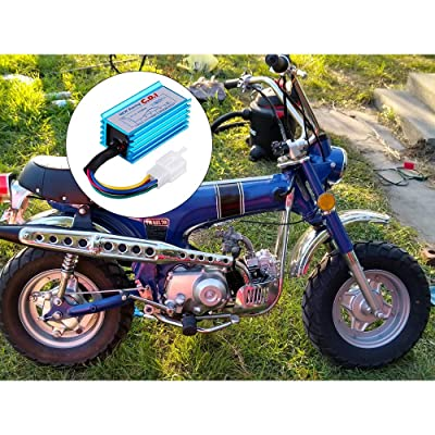 Blue Racing CDI For 50cc 90cc 110cc 125cc 150cc 160cc ATV Go Kart Pit Dirt Bike