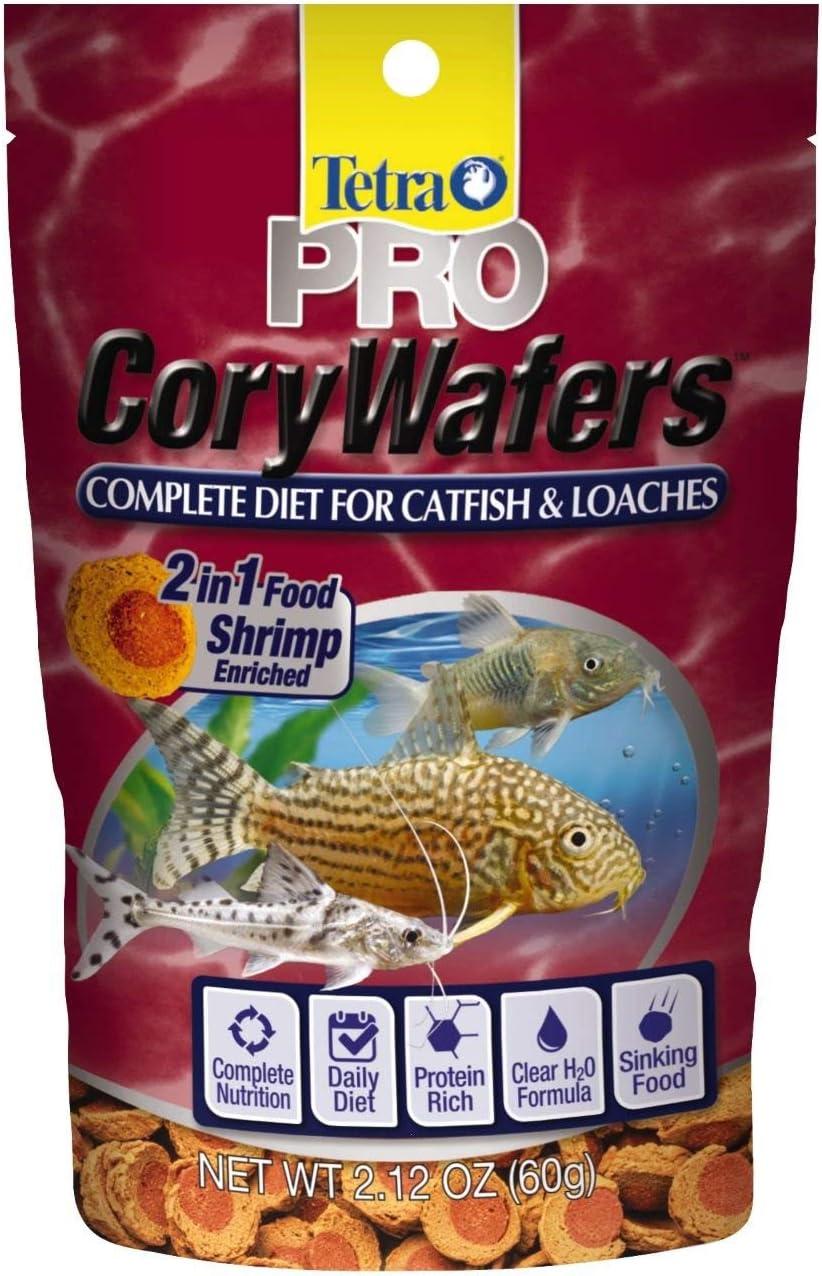 Tetra Pro Cory Wafers, 2.12 oz. (77014)