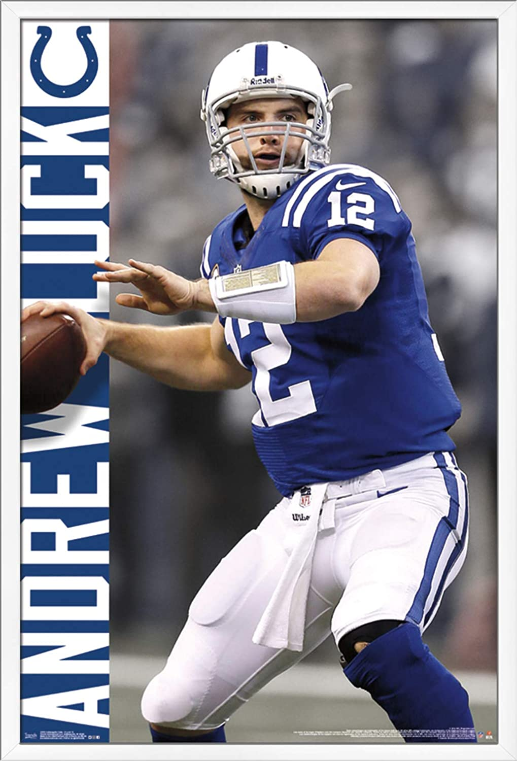 Trends International Indianapolis Colts - Andrew Luck Wall Poster, 24 25