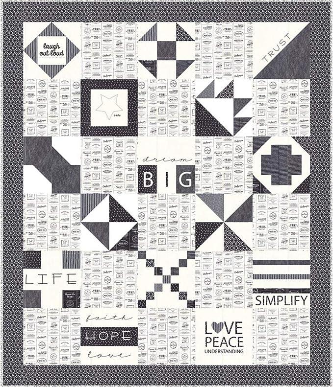 Moda Fabrics 5741-31 Sweetwater The Print Shop Modern X in Red Yardage