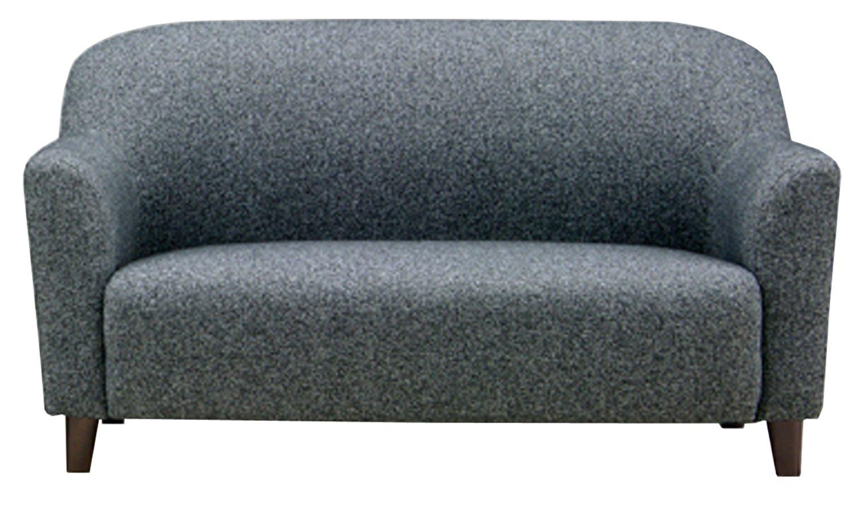 関家具(Sekikagu) ソファ グレー 幅130×奥行き74×高さ73(cm) 素材/ファブリック 123154 B079P2JBS6