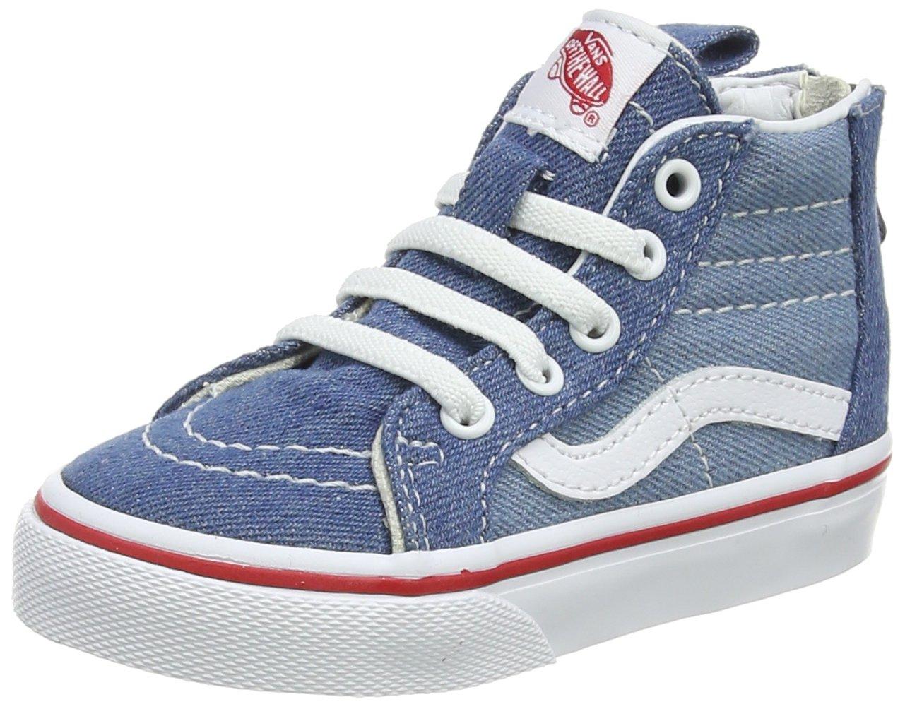 名作 【VANS】バンズ B072N8TPT7 2018春夏 SK8-HI KID'S SK8-HI ZIP White キッズ ジュニア 子供用 シューズ 靴 スニーカー B072N8TPT7 3|Blue/True White Blue/True White 3, オーディオユニオン:da949ff2 --- a0267596.xsph.ru