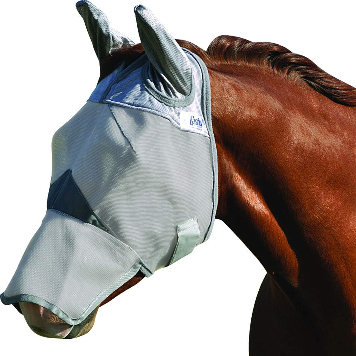 Best Fly Masks for Horses - Cashel Crusader Masks