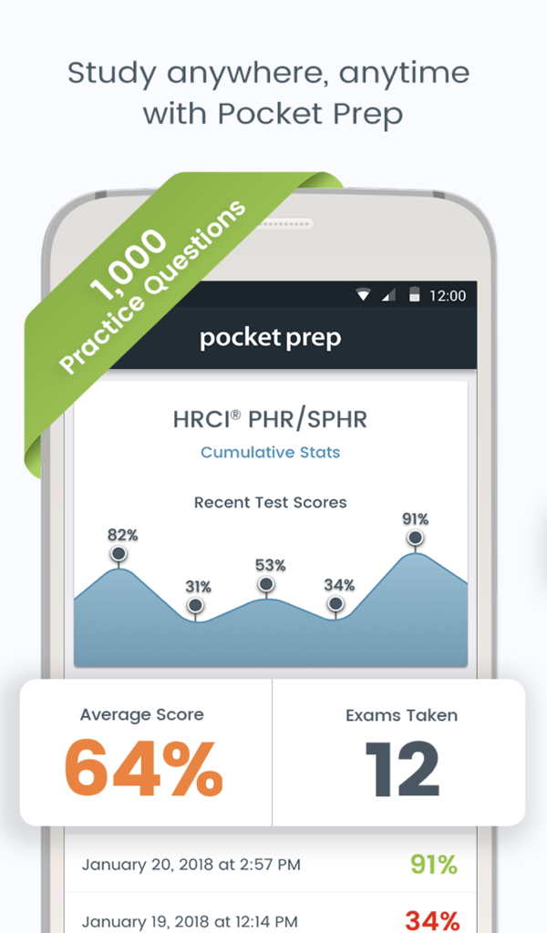 Amazon Phrsphr Pocket Prep Appstore For Android