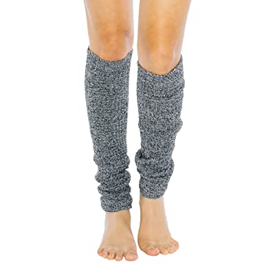 American Apparel Women's Long Legwarmer, Zebra, One Size: Clothing