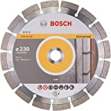 Bosch 2 608 602 568  - Disco de corte de diamante Expert for Universal - 230 x 22,23 x 2,4 x 12 mm (pack de 1)